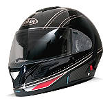 Vemar Jiano Evo TC Modular Helmet - Carbon Fiber - Vemar Motorcycle Helmets and Accessories