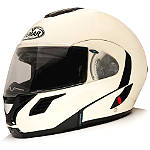 Vemar Jiano Evo TC Modular Helmet - Night Vision - Vemar Motorcycle Helmets and Accessories