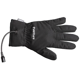 VentureHeat MC-60 12 Volt Heated Glove Liners - TourMaster Synergy 2.0 Extended V-Split Connector
