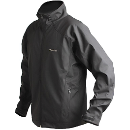 VentureHeat 690M Soft Shell Battery Heated Jacket - Scala Rider Car Charger For FM & Q2 Headsets
