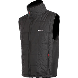 VentureHeat MC-10 12 Volt Heated Vest - TourMaster Synergy 2.0 Electric Vest Liner With Collar