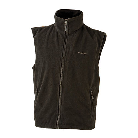 VentureHeat 370 Quilted Heated Nylon Vest - Main