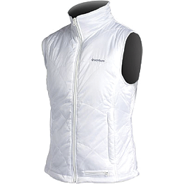 VentureHeat MC-15 Women's 12 Volt Heated Vest - VentureHeat 333 Women's Battery Heated Quilted Nylon Vest
