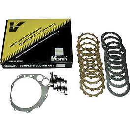 Vesrah Racing Complete Clutch Kit - 2005 Suzuki GSX-R 1000 Vesrah Racing Sintered Metal Brake Pad - Rear