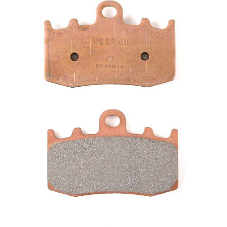 Vesrah Racing Sintered Metal Brake Pad - Rear - Main