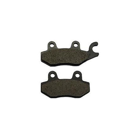 Vesrah Racing Semi-Metallic Brake Pads - Rear - Main
