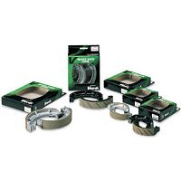 Vesrah Racing Semi-Metallic Brake Shoes - Front