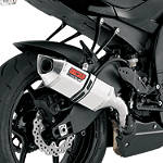 Vance & Hines CS One Slip-On Single Exhaust - Stainless Steel - Slip On Motorcycle Exhaust Systems