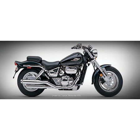 Vance & Hines Classic 2 Slip-On Exhaust - Main