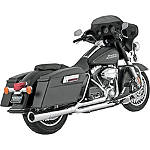 Vance & Hines Pro Pipe Exhaust - Chrome