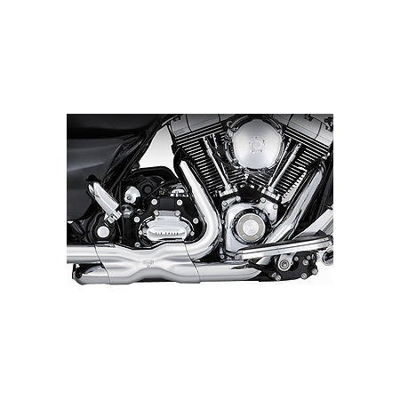 Vance & Hines Power Duals Headpipe System - Chrome - Main