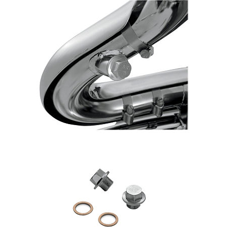 Vance & Hines Sensor Port Plug Kit - 18mm x 1.5