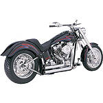 Vance & Hines Shortshots Exhaust - Chrome