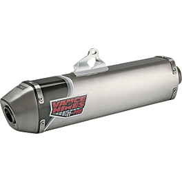 Vance & Hines Titanium Pro Slip-On Exhaust - Vance & Hines Stainless Steel Head Pipe