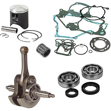 Hot Rods / Vertex Complete Top & Bottom End Kit - 2-Stroke - Main