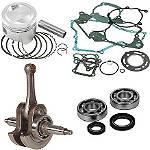 Hot Rods / Vertex Complete Top & Bottom End Kit - 4-Stroke - Vertex Dirt Bike Piston Kits and Accessories