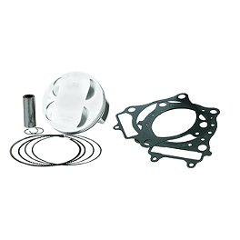 Vertex 4-Stroke Piston Kit - Stock Bore - 2007 Suzuki RMZ250 Vertex 4-Stroke Piston - Stock Bore