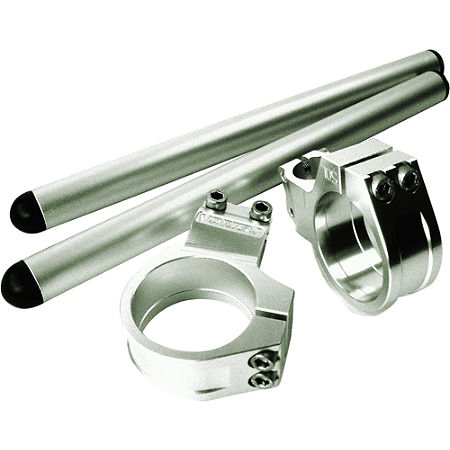 Vortex 7 Degree Clip-Ons 37mm - Silver - Main