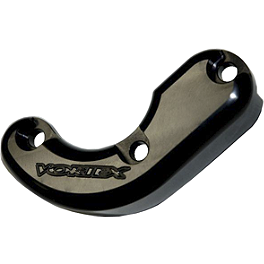 Vortex Right Side Timing Guard - Black - Vortex Left Side Stator Guard - Black