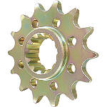 Vortex Front Steel Sprocket - Vortex 520 Motorcycle Parts