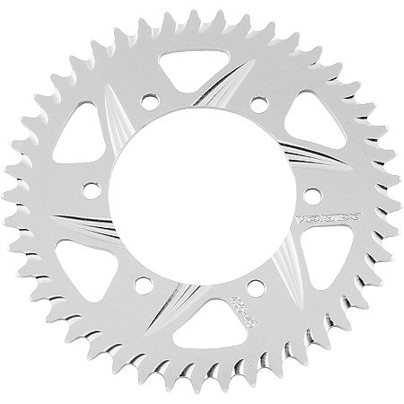 Vortex Rear Sprocket - Silver - Main