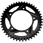 Vortex Rear Sprocket - Black - Vortex Motorcycle Sprockets
