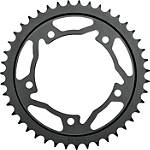 Vortex Steel Rear Sprocket - 520 - Vortex Motorcycle Parts
