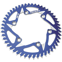 Vortex CAT5 Rear Sprocket - 2012 Suzuki GSX-R 1000 Vortex Sprocket & Chain Kit 520 - Silver