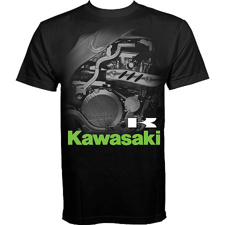 Kawasaki Engine T-Shirt - Main