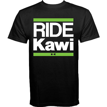 Kawasaki Ride Kawi T-Shirt - Main