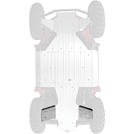 Warn Rear A-Arm Armor - Warn Chassis Body Armor