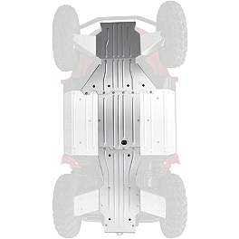 Warn Chassis Body Armor - Moose Full Chassis Skid Plate