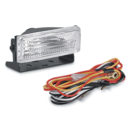 Warn Backup Light - Warn XT17 Portable Winch-Controls On Vehicle