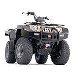 Warn Front Bumper - ATV Winches and Bumpers for Utility Quads