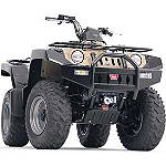 Warn Bumper - ATV Winches and Bumpers for Utility Quads
