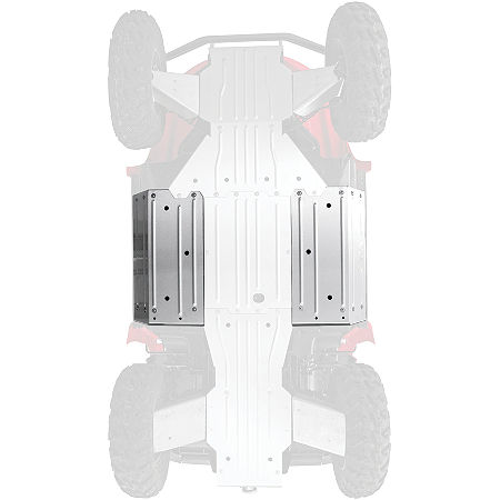 Warn Side Chassis Armor - Main