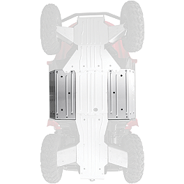 Warn Side Chassis Armor - Warn Chassis Body Armor