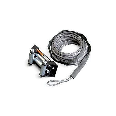 Warn Rope With Fairlead - 2.5/3.0 - Main