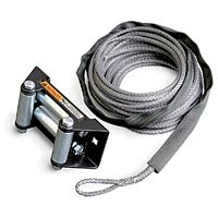 Warn Rope With Fairlead - 2.5/3.0