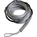 Warn Synthetic Rope Extension - 8 Feet - Warn Dirt Bike Products