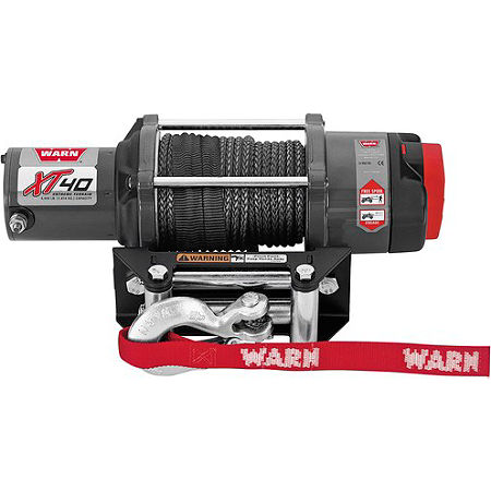 Warn XT40 Winch - Main