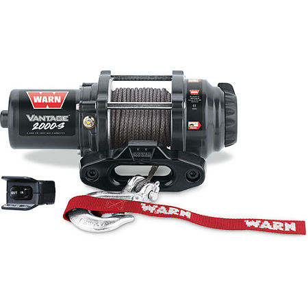 Warn Vantage 2000-S Winch - Main