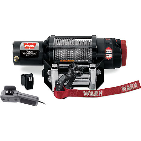 Warn ProVantage 4500 Winch - Main