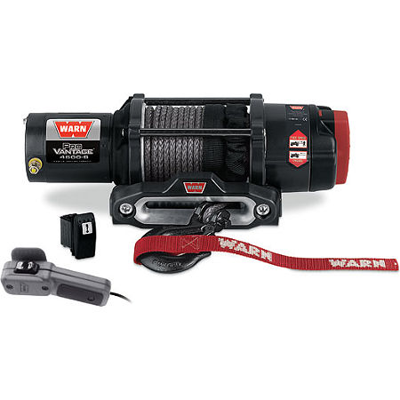 Warn ProVantage 4500-S Winch - Main
