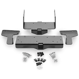 Warn Winch Mounting System - Moose Winch Mount Kit