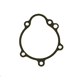 Woodcraft Starter Idle Gear Cover Gasket - 2009 Kawasaki ZX1000 - Ninja ZX-10R BikeMaster Oil Filter - Chrome