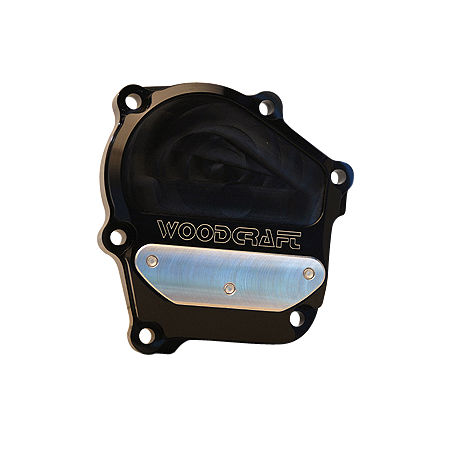 Woodcraft Ignition Trigger Cover - Black