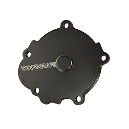 Woodcraft Starter Idle Gear Cover - All Balls Swingarm Bearings