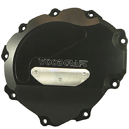 Woodcraft Stator Cover - 2009 Honda CBR1000RR ABS Woodcraft Swingarm Spool Sliders