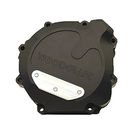 Woodcraft Stator Cover - Woodcraft Crank Cover